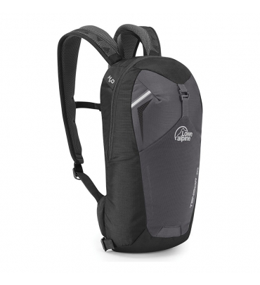 Balo Lowe Alpine Tensor 10 Backpack S Black/Grey