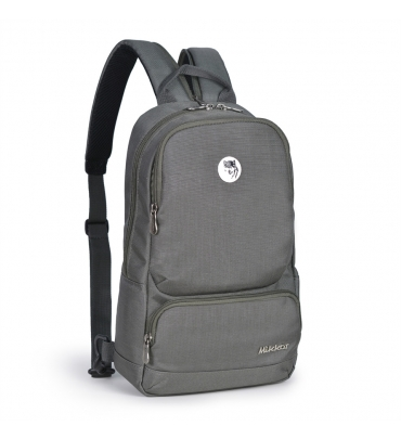 Balo Mikkor The Betty Slingpack M Dark Mouse Grey