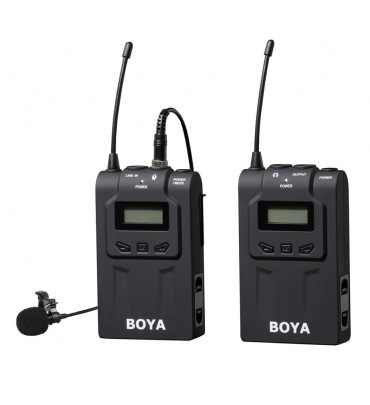 UHF Wireless Microphone Boya BY-WM6