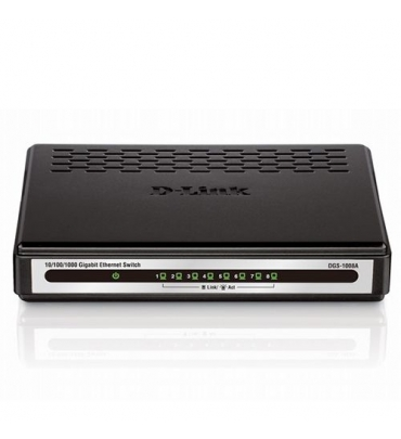 Gigabit Switch D-Link DGS-1008A 8 cổng