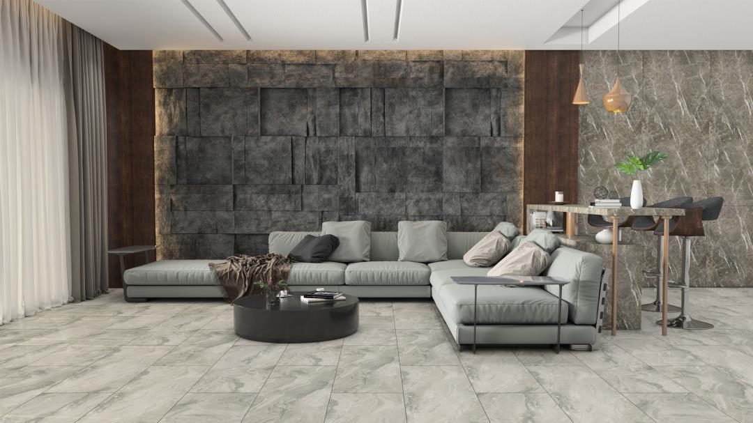 sàn gỗ công nghiệp floorpan vân đá